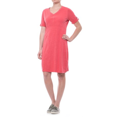 Woolrich First Forks Dress - Convertible Elbow Sleeve (For Women)