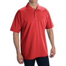 Woolrich First Forks Polo Shirt - UPF 50, Short Sleeve (For Men) in Lobster - Closeouts