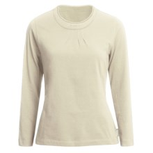 Woolrich First Forks Shirt - Long Sleeve (For Women) in Ecru - Closeouts