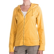 Woolrich First Forks Sweatshirt - UPF 50+, Zip Front (For Women) in Amber - Closeouts