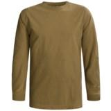 Woolrich First Forks T-Shirt - Long Sleeve (For Men)