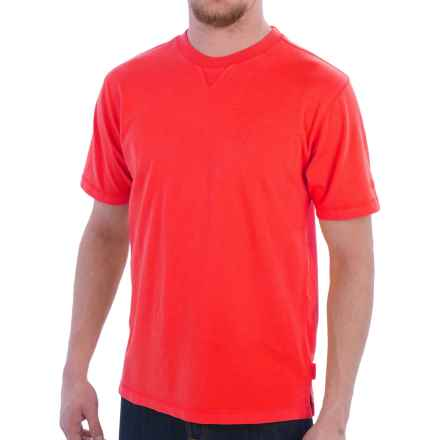 Woolrich First Forks T-Shirt - UPF 50, Short Sleeve (For Men) in Lobster - Closeouts