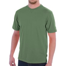 Woolrich First Forks T-Shirt - UPF 50, Short Sleeve (For Men) in Olive Drab - Closeouts