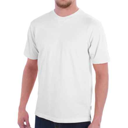 Woolrich First Forks T-Shirt - UPF 50, Short Sleeve (For Men) in White - Closeouts