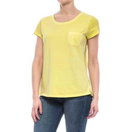 Woolrich First Forks T-Shirt - UPF 50, Short Sleeve (For Women) in Charlock - Closeouts