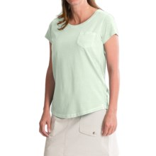 Woolrich First Forks T-Shirt - UPF 50, Short Sleeve (For Women) in Fresh Mint - Closeouts
