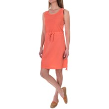 Woolrich First Forks Tank Dress - UPF 50+ (For Women) in Papaya - Closeouts
