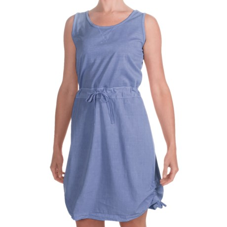 Woolrich First Forks Tank Dress - UPF 50+ (For Women) in Sky