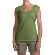 Woolrich First Forks Tank Top - UPF 50+ (For Women) in Avocado - Closeouts