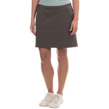 Woolrich Geo 2 Skort (For Women) in Slate - Closeouts
