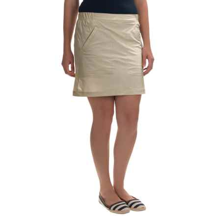 Woolrich Geo 2 Skort (For Women) in Stone - Closeouts