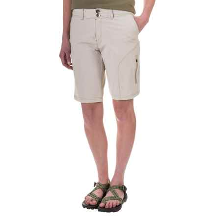 Woolrich Geo II Shorts - UPF 50 (For Women) in Stone - Closeouts