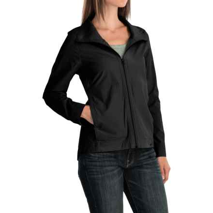 Woolrich Geo Jacket - UPF 50 (For Women) in Black - Closeouts