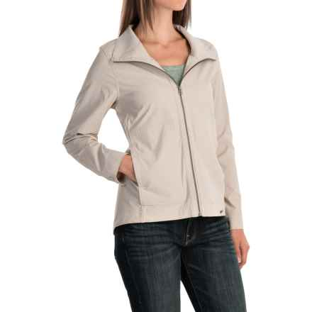 Woolrich Geo Jacket - UPF 50 (For Women) in Silver Grey - Closeouts