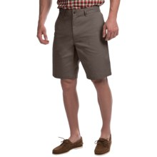 Woolrich Guide Chino Shorts (For Men) in Slate - Closeouts