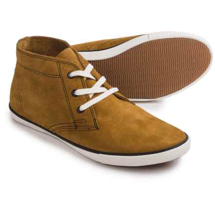 Woolrich Gymnasium Shoes - Nubuck (For Men) in Toasty Nubuck - Closeouts