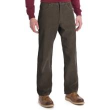 Woolrich Hemlock Corduroy Jeans (For Men) in Dark Loden - Closeouts