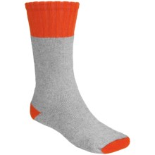 Woolrich Heritage Boot Socks - 2-Pack, Heavyweight (For Men) in Orange - Closeouts