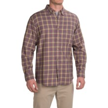 Woolrich High Season II Shirt - Long Sleeve (For Men) in Pumice - Closeouts