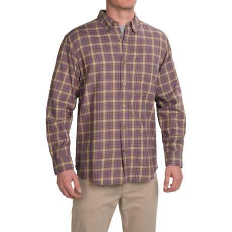 Woolrich High Season II Shirt Long Sleeve (For Men)