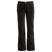 Woolrich Holly Hills Jeans - Stretch Cotton Corduroy (For Women) in Black - Closeouts