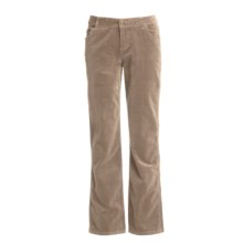 Woolrich Holly Hills Jeans - Stretch Cotton Corduroy (For Women) in Khaki - Closeouts