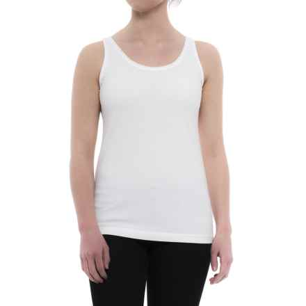 Woolrich Huckleberry Hills II Tank Top (For Women) in White - Closeouts
