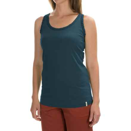 Woolrich Huckleberry Hills Tank Top (For Women) in Atlantic - Closeouts