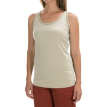 Woolrich Huckleberry Hills Tank Top (For Women) in Chalk - Closeouts