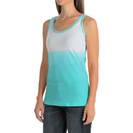 Woolrich Huckleberry Hills Tank Top (For Women) in Peacock Blue - Closeouts