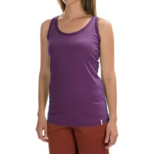Woolrich Huckleberry Hills Tank Top (For Women) in Plum Purple - Closeouts