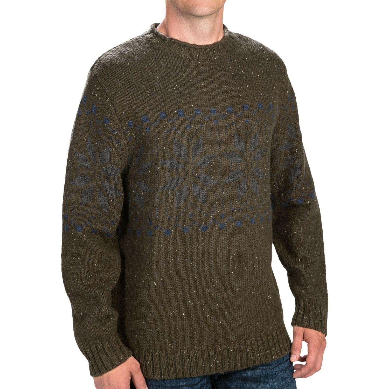Woolrich Fair Isle Sweater 84