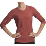 Woolrich Javona Stretch Cotton Tee - UPF 40+, 3/4 Sleeve (For Women)