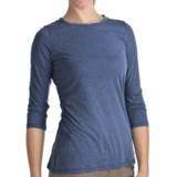 Woolrich Journey Shirt - 3/4 Sleeve (For Women)