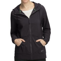 Woolrich Karina Rain Soft Shell Jacket - UPF 40+ (For Women) in Light Blue Moon