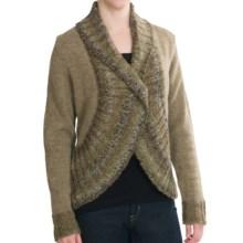 Woolrich Kendal Creek Bolero Sweater - Lambswool (For Women) in Shale - Closeouts