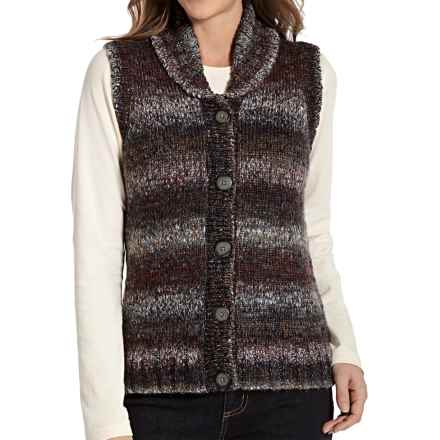 Woolrich Kendal Creek Vest (For Women) in Shale - Closeouts