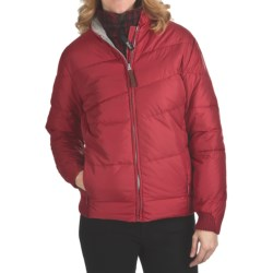 Woolrich Kendale Down Jacket - 550 Fill Power (For Women) in Bluebell