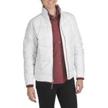 Woolrich Kendale Down Jacket - 550 Fill Power (For Women) in Winter White - Closeouts