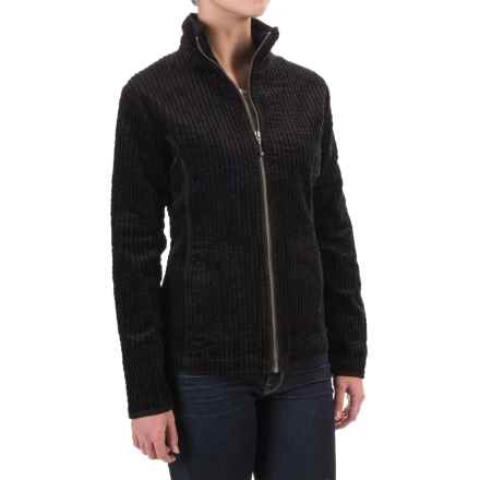 Woolrich Kinsdale Corduroy Jacket - 3-Wale, Cotton (For Women) in Black - Closeouts