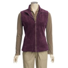 Woolrich Kinsdale Vest - Corduroy (For Women) in Blackberry - Closeouts
