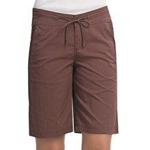 Woolrich Kordell Shorts - Stretch Poplin (For Women) in Raisin - Closeouts