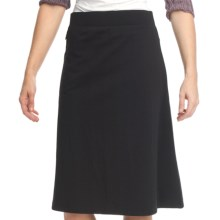 Woolrich Kory Skirt - UPF 40+, Stretch Jersey (For Women) in Black - Closeouts