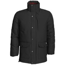 Woolrich Langhorne Down Jacket - 550 Fill Power (For Men) in Black - Closeouts