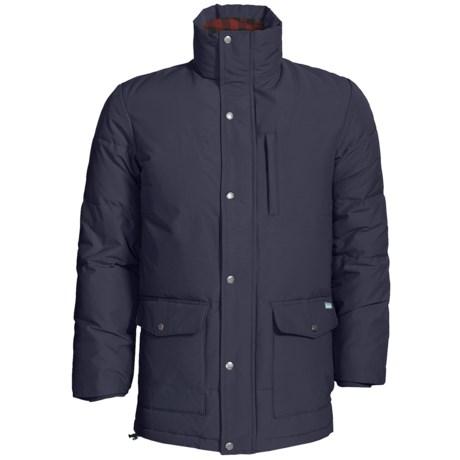 Woolrich Langhorne Down Jacket - 550 Fill Power (For Men) in Deep Navy