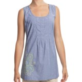 Woolrich Lark Organic Cotton Tunic - UPF 40, Sleeveless (For Women)