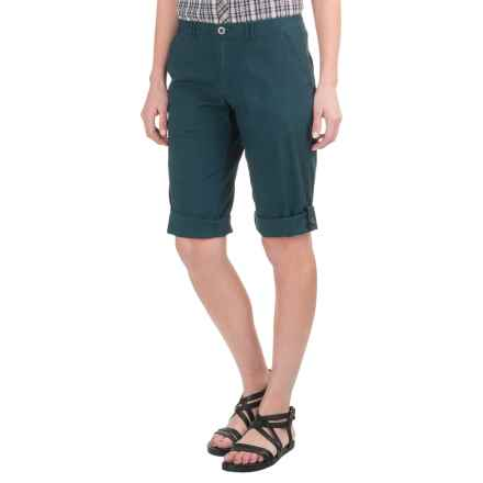 Woolrich Laurel Run Capris (For Women) in Harbor - Closeouts