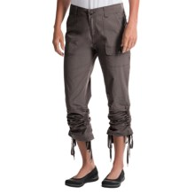 Woolrich Laurel Run Convertible Pants (For Women) in Slate - Closeouts
