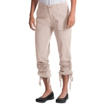 Woolrich Laurel Run Convertible Pants (For Women) in Stone - Closeouts