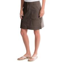 Woolrich Laurel Run II Cargo Skirt (For Women) in Slate - Closeouts